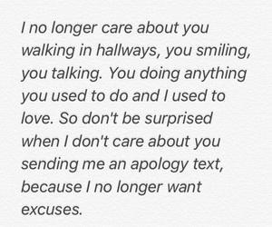 heartbreak, heartbroken, and love quotes image