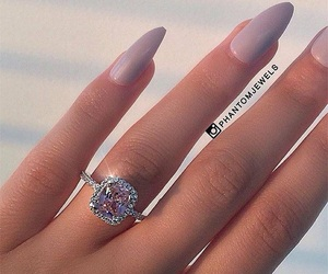 ring and dimond image