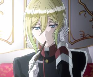 anime, oushitsu kyoushi haine, and boy image