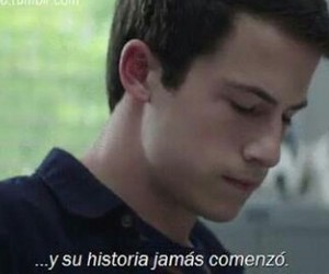 frases, series, and 13 reasons why image