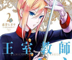 anime, manga, and leonhard image