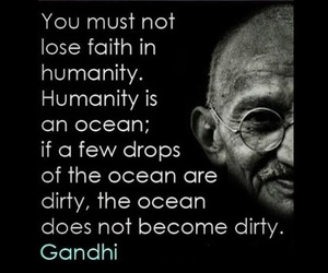 quote, humanity, and faith image