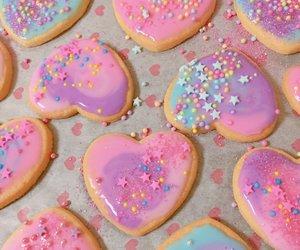 Cookies, kawaii, and pastel image
