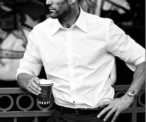 fashion, outfit, and Jason Statham image