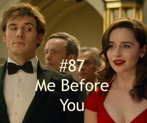 movies, sam claflin, and emilia clarke image