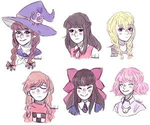 ellen, girls, and viola image
