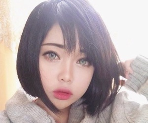 ulzzang, cute, and cosplay image