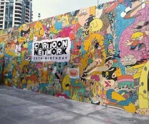 cartoon network, cartoon, and art image