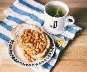 food, vintage, and tea image