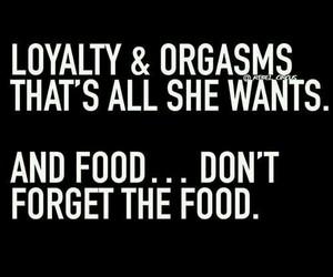😂 and love loyalty food lol image