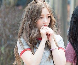 kpop, eunwoo, and pledis girlz image