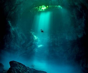 water, mexico, and travel image