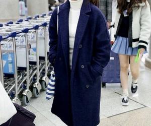 airport fashion, sinb, and eunbi image