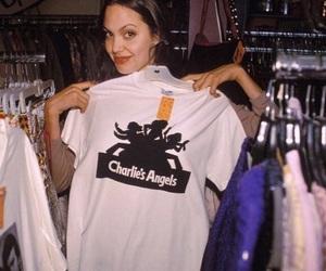 Angelina Jolie, angelina, and grunge image