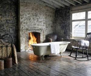 interior, bath, and bathtub image