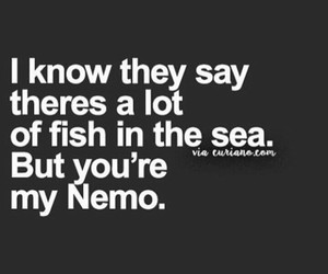 quotes, love, and nemo image