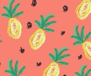 FRUiTS, inspiration, and pineapple image