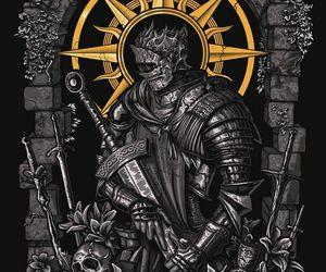 dark souls, dark souls 3, and soul of cinder image