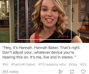 13 reasons why and good luck charlie image