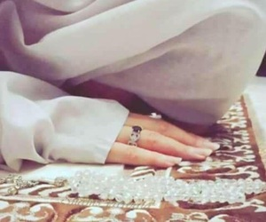 girl and islam image