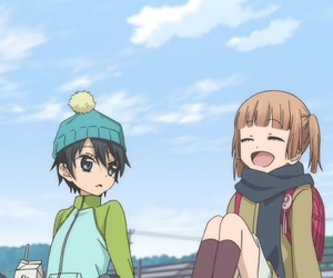 anime, kids, and fukumenkei noise image