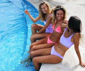 aesthetic, beauty, and bikini image