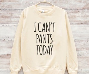 etsy, pants, and ugly sweater image