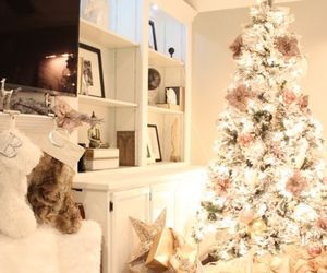 christmas, girly, and fashion image