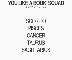 horoscope, zodiac, and emotion image