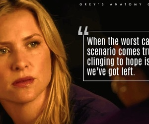 arizona, grey, and grey's anatomy image