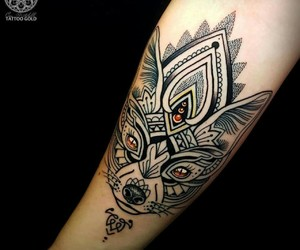 beautiful, tatoo, and tatouage image