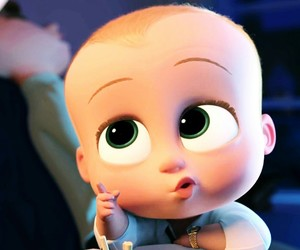 animation, 2017, and the boss baby image