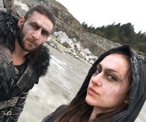 echo, roan, and the 100 image