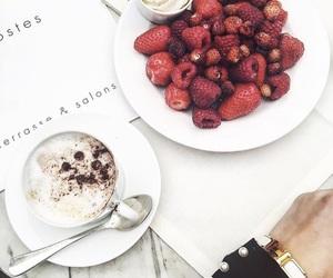 fruit, food, and coffee image