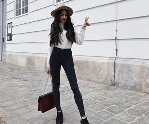 black, luxury, and fashion image