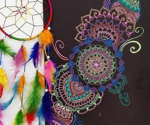 art, colour, and doodle image