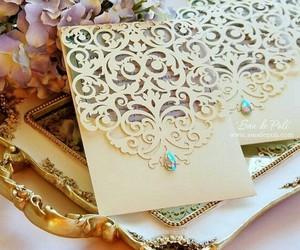 bridal, casamento, and convite image