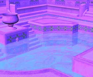 aesthetic, pale, and purple image