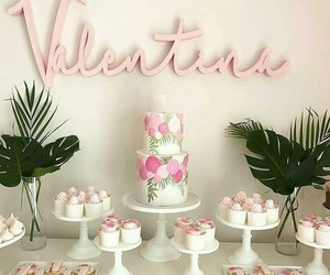 festa, valentina, and decoração de festa image