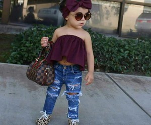 childs, fashion, and girls image