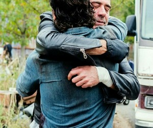 OMG, rick, and twd image