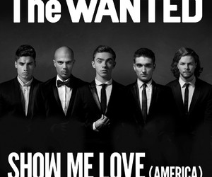 music and the wanted image