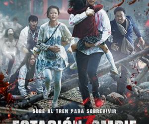 gong yoo, ma dongseok, and train to busan image