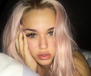 girl, hair, and lottie tomlinson image