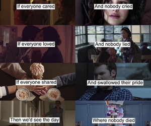 13, baker, and depressed image