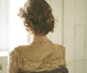 vintage, hair, and photography image
