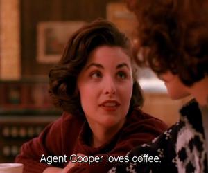 Twin Peaks and coffee image