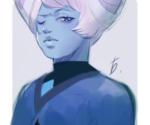 steven universe and holly blue agate image