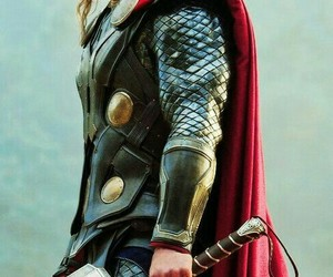 thor, Marvel, and Avengers image