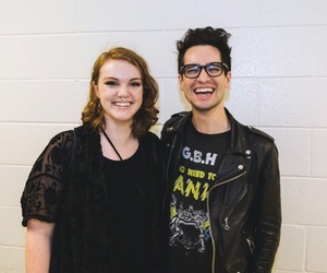 brendon urie, panic! at the disco, and stranger things image